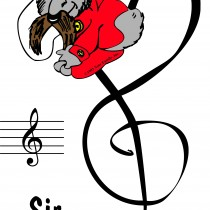 Sir Mortimer Treble Clef