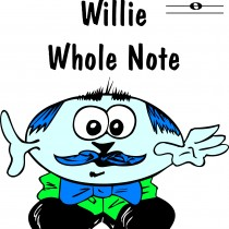 Willie Whole Note