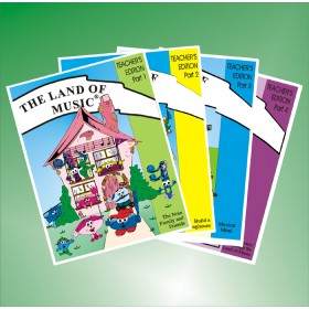 5. Land of Music® Premiere Classroom Kit